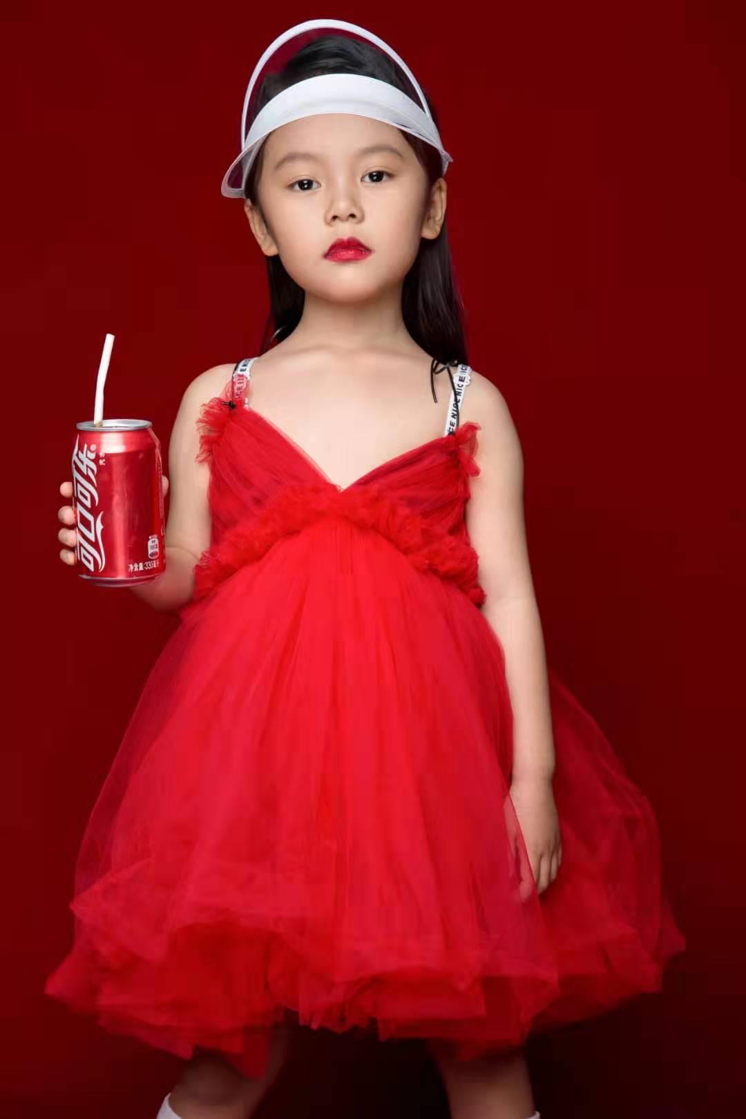 少儿模特学习,态度真的真的很重要!